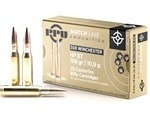 Prvi Partizan Match 308 Winchester Ammo 168 Grain HP BT