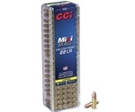 CCI Mini-Mag 22 Long Rifle 36 Grain Plated Lead Hollow Point