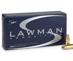 Speer Lawman 9mm Luger Ammo 147 Grain Total Metal Jacket