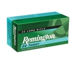 Remington Target 22 Long Rifle 40 Grain Lead Round Nose