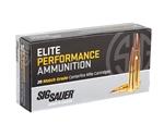 Sig Sauer Elite Performance Match Grade 6.5 Creedmoor Ammo 140 Grain pen Tip Match