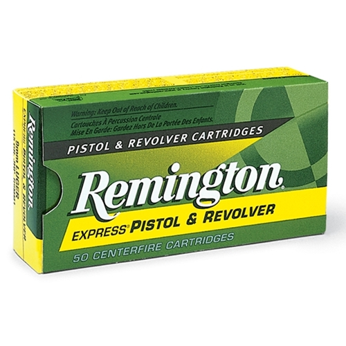 Remington Express 32-20 Winchester Ammo 100 Grain Lead Round Nose