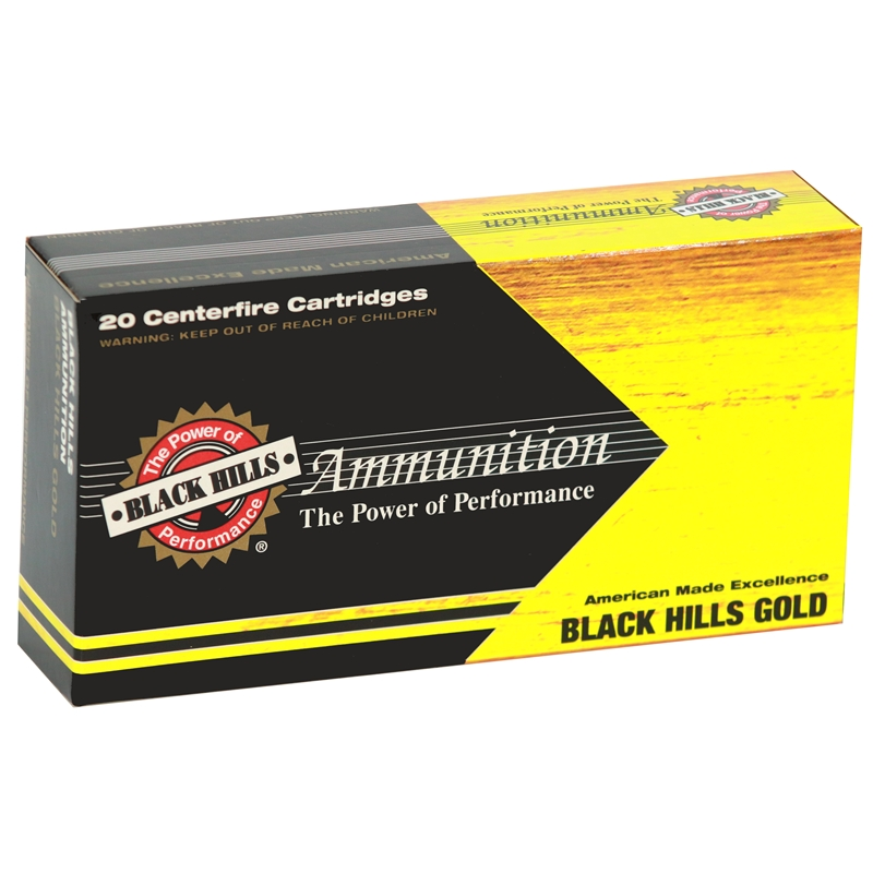 Black Hills Gold 6.5 Creedmoor Ammo 143 Grain ELD-X