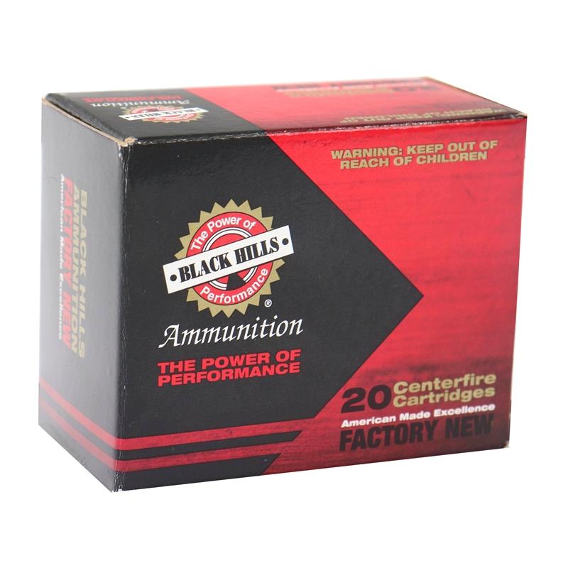 Black Hills  HoneyBadger 9 mm Luger Ammo 100 Grain +P