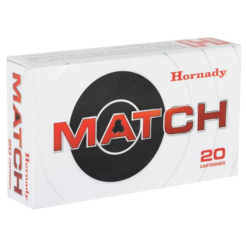 Hornady Match 224 Valkyrie Ammo 88 Grain ELD Match