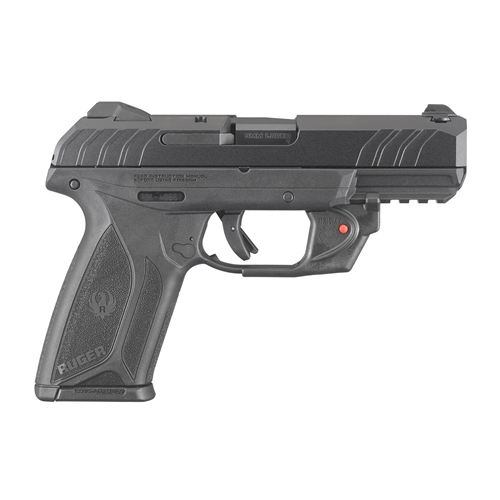 "Ruger Security 9mm Luger Semi-Auto 4"" Barrel 15+1 Rounds"