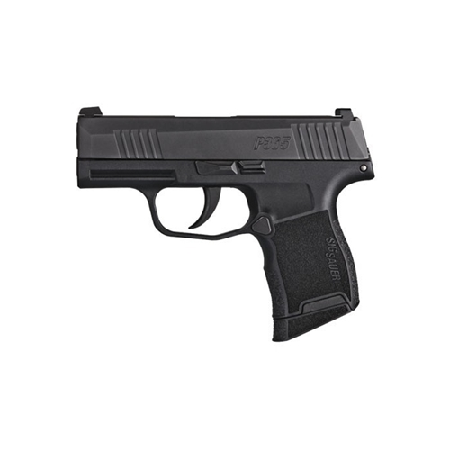 Sig Sauer P365 Micro-Compact 9mm Luger Semi-Auto 10+1 Rounds 3.1 Barrel Nitron Finish