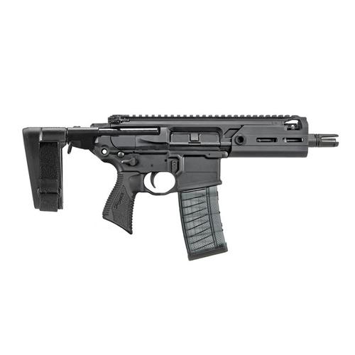 Sig Sauer MCX Rattler 300BLK PSB Pistol Carbon Steel