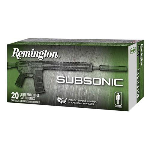 Advanced Armament Subsonic Silencer 9 mm Ammo 147 Grain FNEB