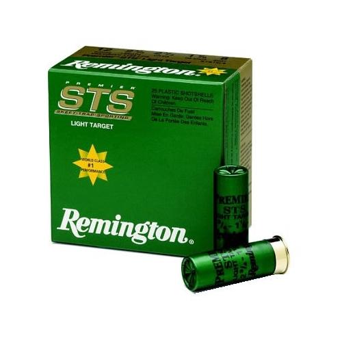 """Remington Premier STS Target Loads 12 Gauge Ammo 2-3/4"""" 1 oz #8.5"""