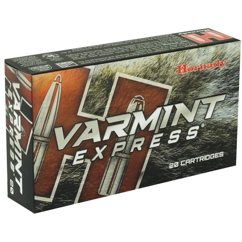 Hornady Varmint Express 224 Valkyrie Ammo 60 Grain V-Max