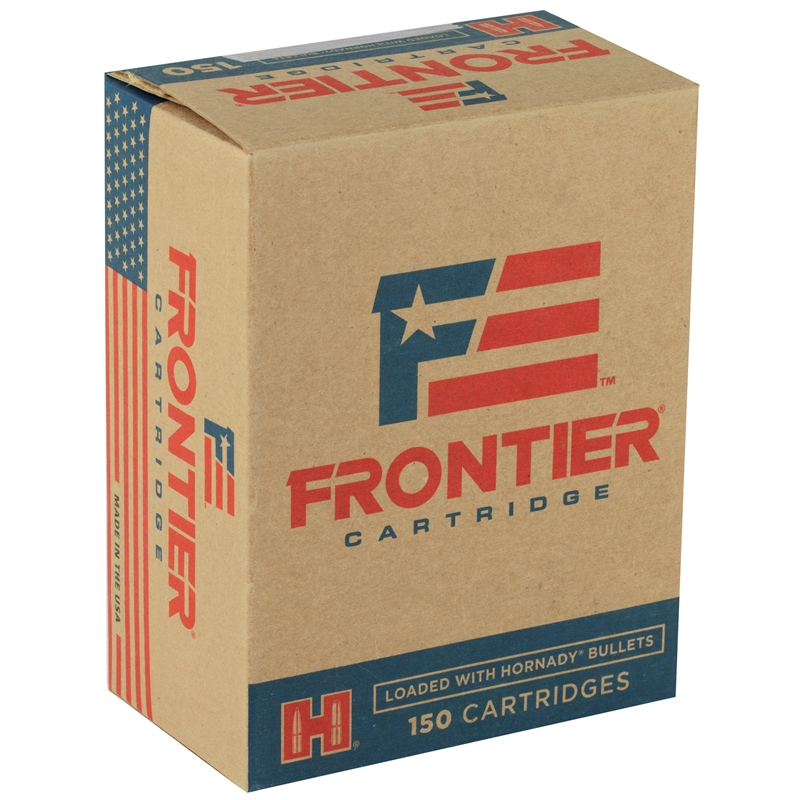 Frontier Frontier 5.56x45mm NATO Ammo 55 Grain HP Match