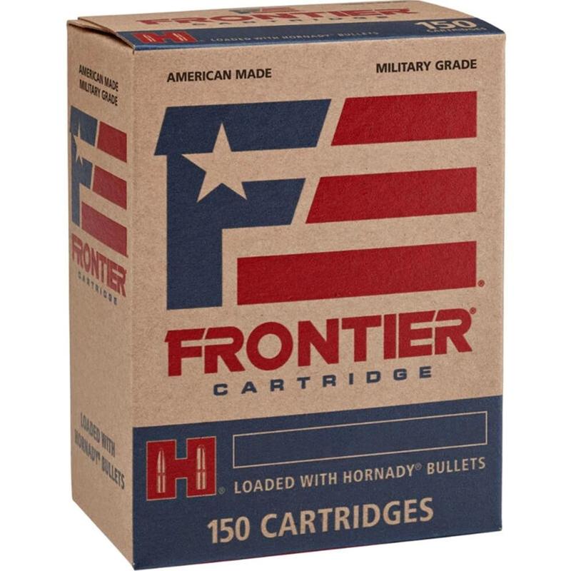 Frontier Frontier 5.56x45mm NATO Ammo 62 Grain FMJ