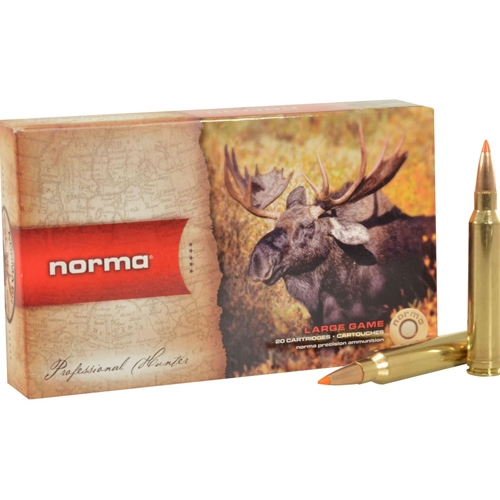 Norma USA TipStrike 300 Winchester Magnum Ammo 170 Grain Polymer Tip Flat Base