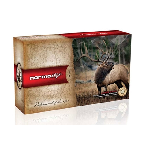 Norma USA American PH 338 Winchester Magnum Ammo 230 Grain Oryx Protected Point