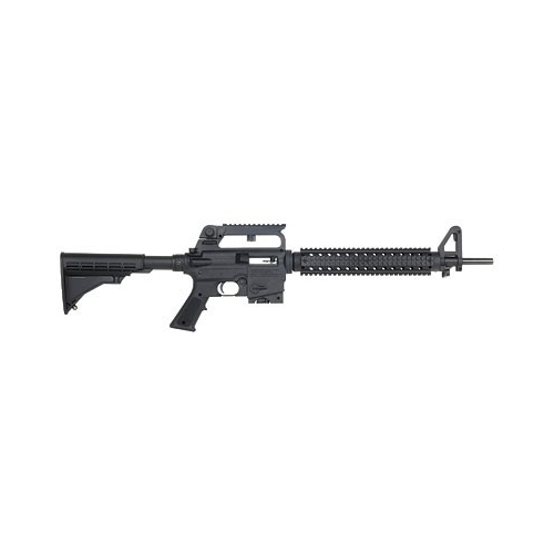 "Mossberg 715T Tactical Rifle 22 LR Rimfire 18"" 10 Round with Carry Handle and Fixed Stock"