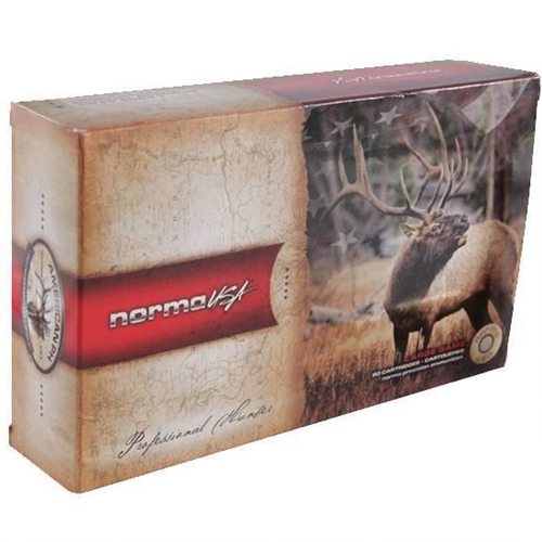 Norma USA American PH 300 Weatherby Magnum Ammo 180 Grain Oryx Protected Point