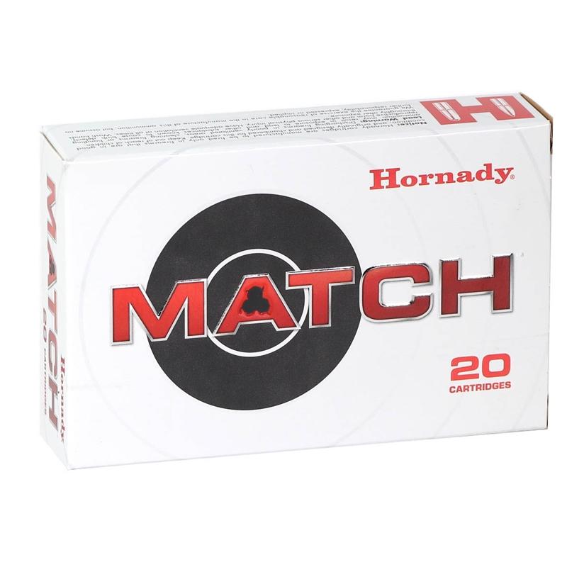 Hornady Vintage Match 30-06 Springfield (M1 Garand) Ammo 168 Grain ELD Match