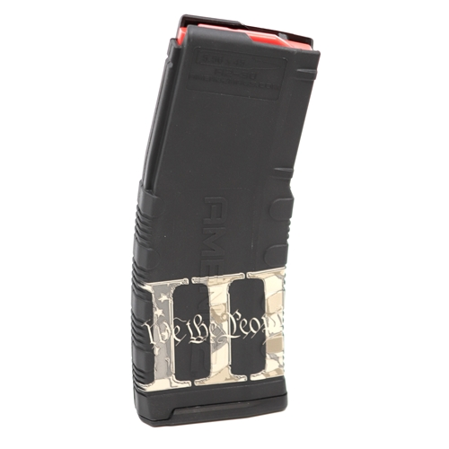 Amend2 AR-15 Mod2 5.56x45mm NATO Magazine 30 Rounds 3 Percent Lasered