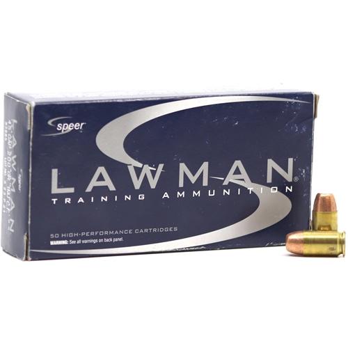 Speer Lawman Cleanfire 45 GAP Ammo 200 Grain Total Metal Jacket