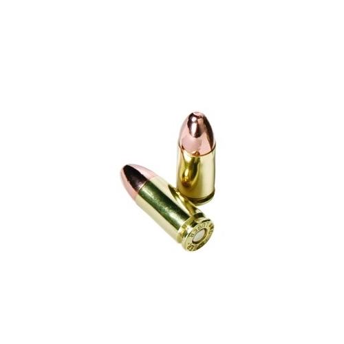 CCI Blazer Brass 9mm Luger Ammo 115 Grain FMJ 250 Round Bucket