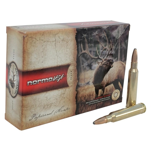 Norma USA American PH 308 Norma Magnum Ammo 180 Grain Oryx Protected Point