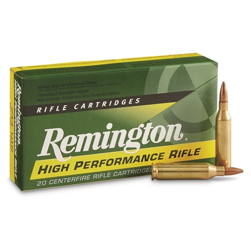 Remington Express 243 Winchester Ammo 80 Grain Pointed Soft Point