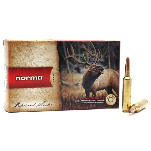Norma USA American PH 6.5mm-284 Norma Ammo 156 Grain Oryx Protected Point