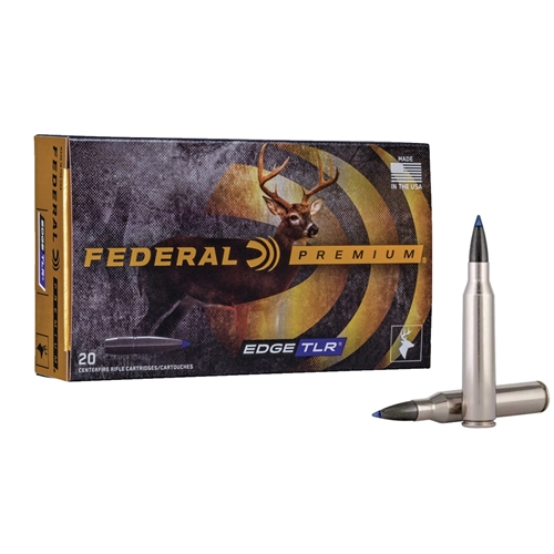 Federal Premium 6.5 Creedmoor Ammo 130 Grain Edge Terminal Long Range