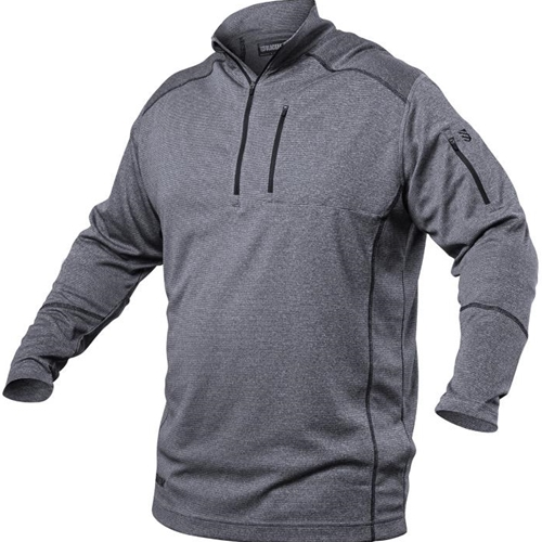 BlackHawk Convoy 1/4 Zip Shirt in Steel
