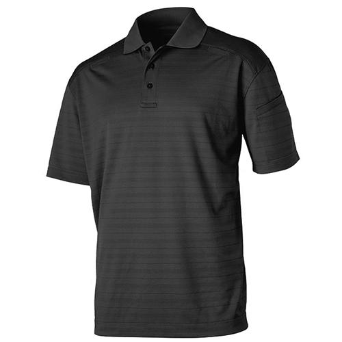 BlackHawk Cool React Polo in Black