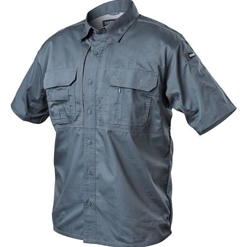BlackHawk Pursuit Short Sleeve Shirt in Steel