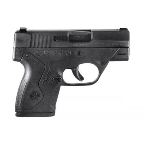 Beretta JMN9S15 BU9 Nano 9mm Pistol 8 Rounds