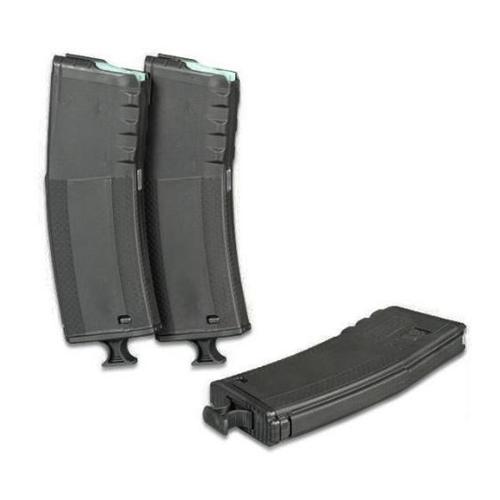 Troy BattleMag AR-15 223 Remington Magazine 3 Pack 30 Rounds Black