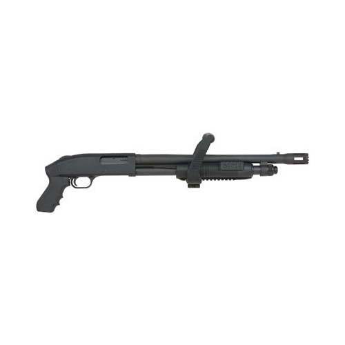 "Mossberg 500SP Cruiser 12 Gauge Pump-Action Chainsaw 18.5"" 6 Rounds Pistol Grip Black"