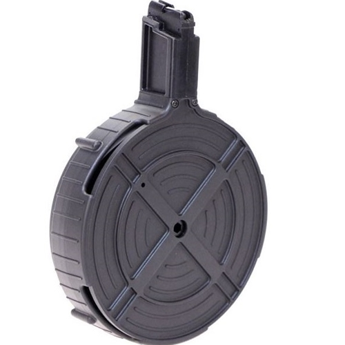GSG 5 / 522  22L Long Rifle 110 Rounds Drum Magazine Black