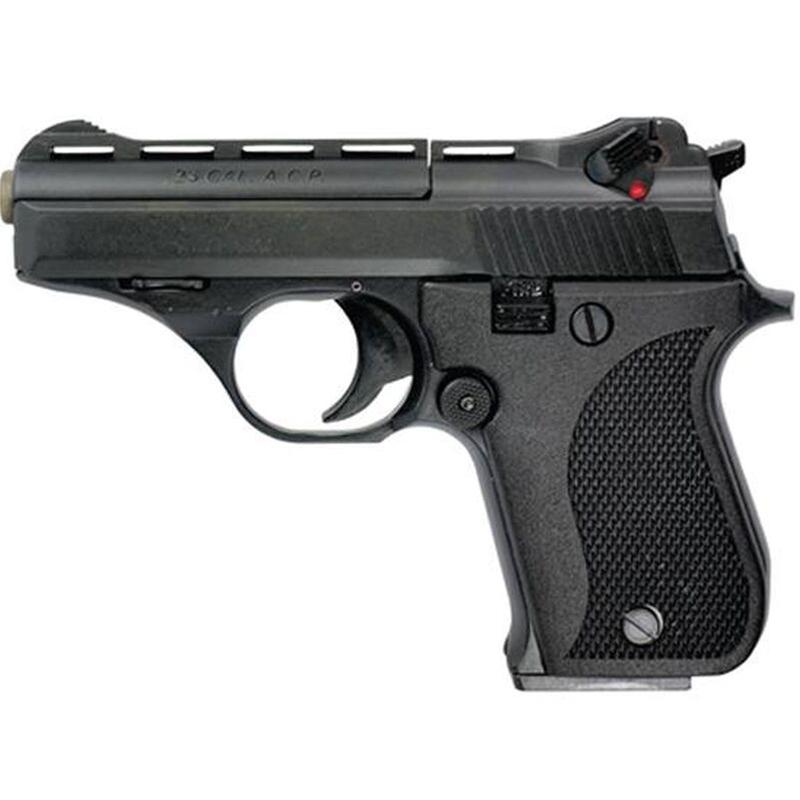 "Phoenix Arms HP25A Handgun 25 ACP 3"" Barrel 9+1 Rounds Black Finish"