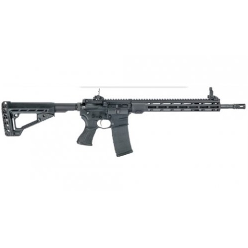 "Savage MSR 15 Recon 5.56 NATO/223 Rem Semi-Automatic Rifle 16"" Barrel 30+1 Rounds Black"