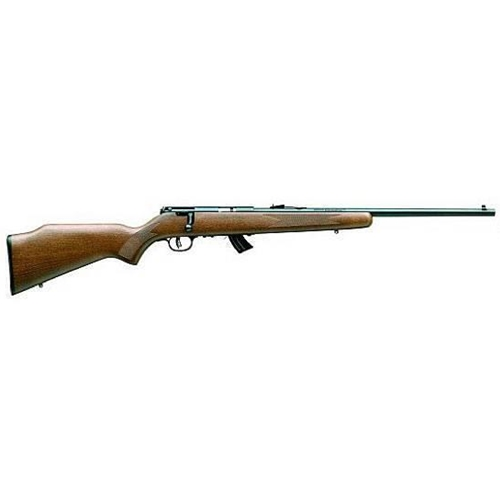 "Savage Arms MKII GL Bolt Action Rifle 22 LR 21"" Barrel 10+1 Rounds Wood Stock"