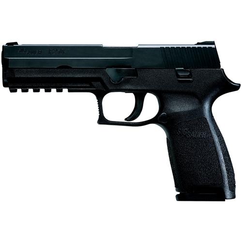 """Sig Sauer P250F Handgun 40 S&W 4.7"""" Barrel 14+1 Rounds Blackvvvv"""