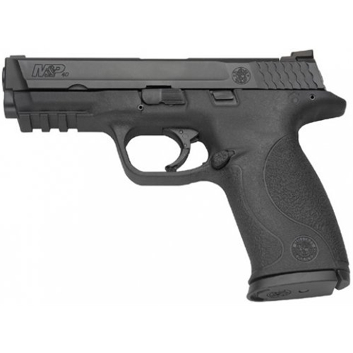 "Smith & Wesson M&P40 Semi-Auto Handgun 40 S&W 4.25"" Barrel 15+1 Rounds Black"