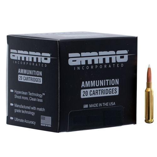 Ammo Inc 6.5 Creedmoor Ammo 140 Grain AccuBond