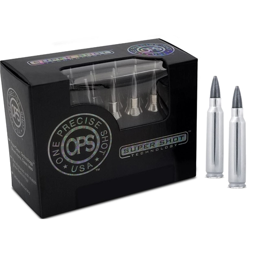 Ammo Inc OPS 223 Remington Ammo 62 Grain Hollow Point Frangible Lead-Free