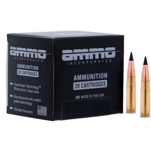 Ammo Inc 300 AAC Blackout Ammo 110 Grain Tacttx Fb