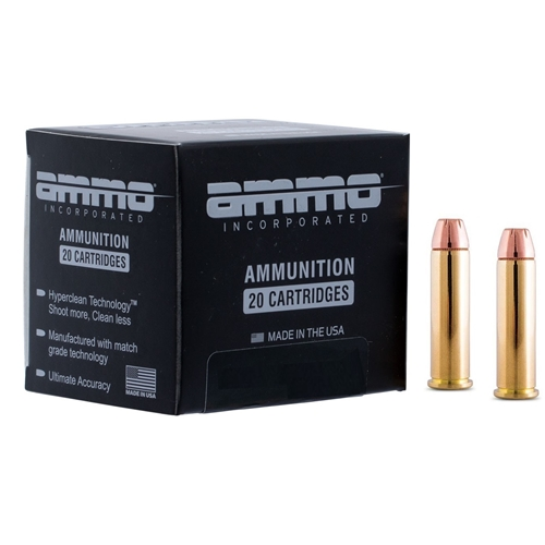 Ammo Inc  357 Magnum Ammo 125 Grain Jacketed Hollow Point Signature Line