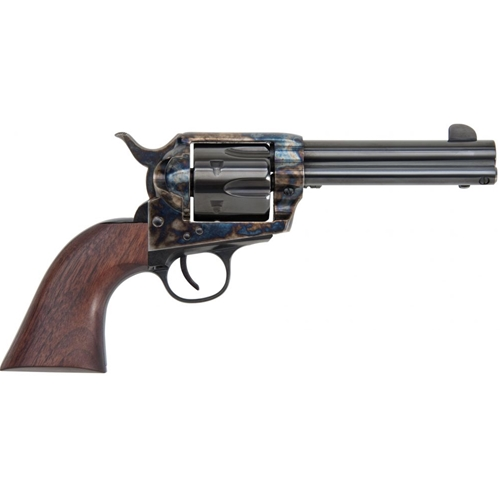 "Traditions 1873 Frontier Revolver 45 Colt 4.7"" Barrel 6 Rounds Case Hardened"