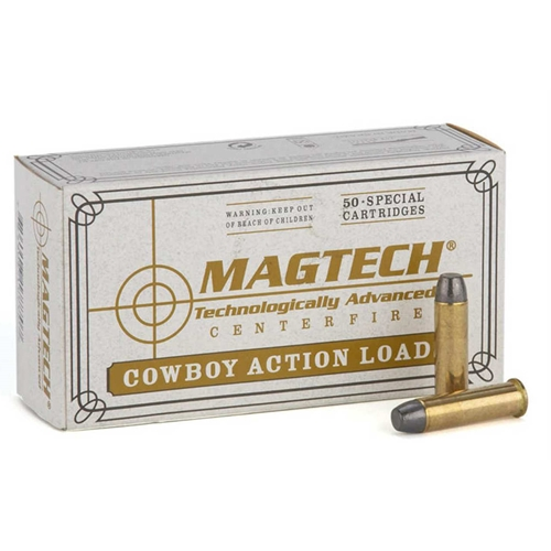 Magtech Cowboy Action 44-40 Winchester Ammo 225 Grain Lead Flat Nose