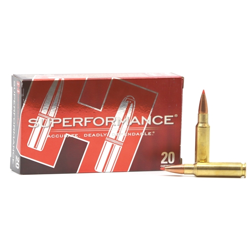 Hornady Superformance GMX 30 TC Ammo 150 Grain Lead-Free