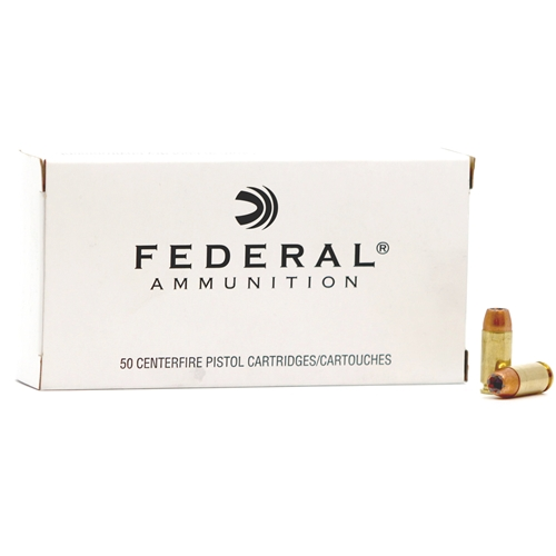 Federal 40 S&W Ammo 135 Grain Gold Dot Jacketed Hollow Point