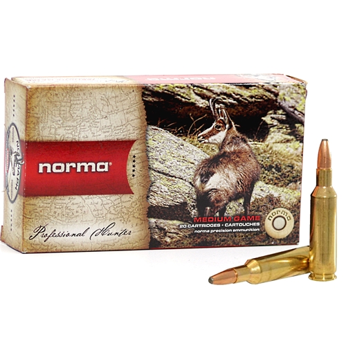 Norma American PH 6mm XC Ammo 100 Grain Oryx Protected Point